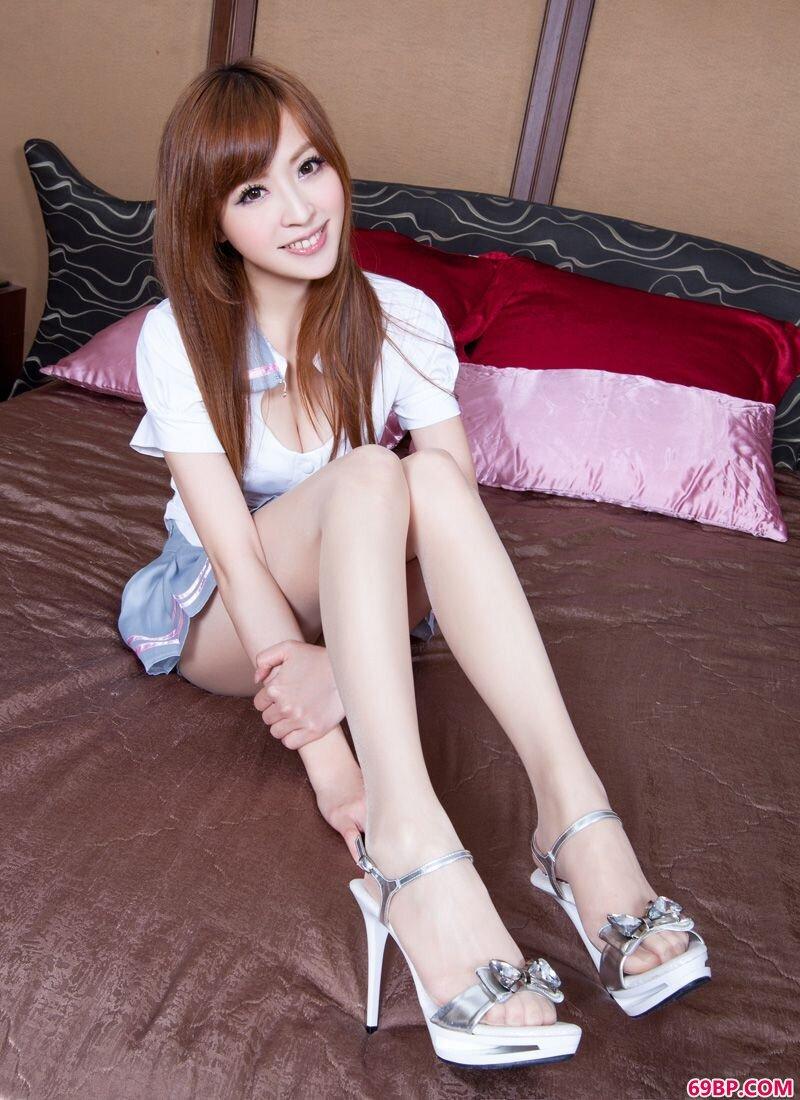 美腿美模第343期Lucy_美国黑人玩中国人妻