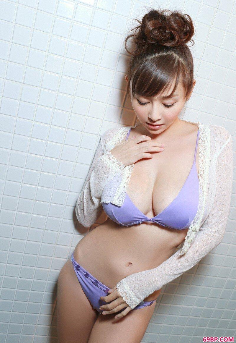 性感女人杉原杏璃个性摄影照_欧美成