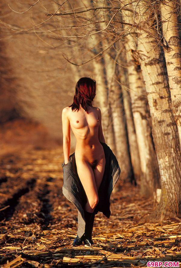颜芮―《树林》4