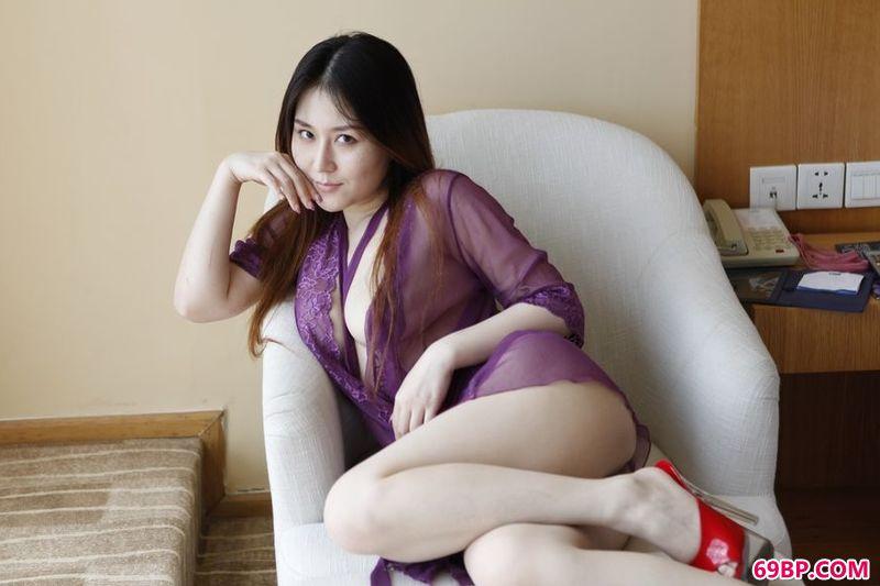 名模晓婕(杨陈婕)人体作品