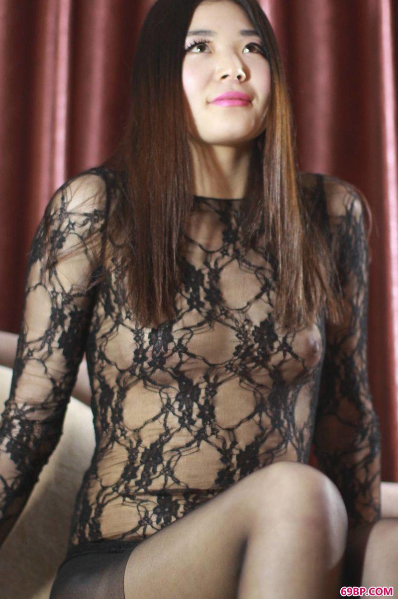 性感的的模特雪怡